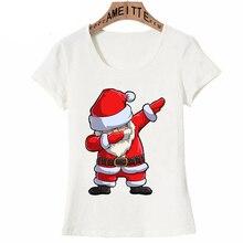 Santa Christmas Dab X-mas T-Shirt PU27