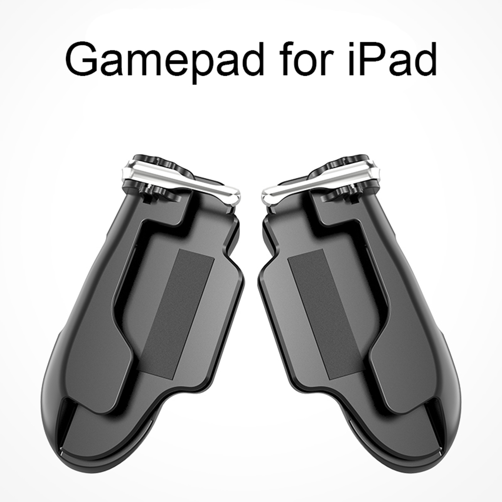 Game Accessories PUBG FPS Game Aim Key Hand Grip Controller L1R1 Trigger Fire Button For iPad Mini 5 Air Tablet Smart Phone