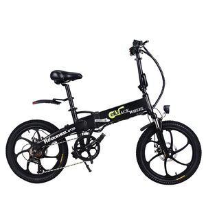 Electric bicycle 20-inch folding minicar Rockwheel GT20 CMACEWHEEL Electric bike 48V Folding electric Bicycle