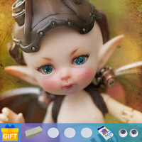 New arrival BJD Dolls Realpuki Mimi Titi BJD Dolls 1/13fairyland Body Jointed resin doll Toys for Girl Birthday Gift