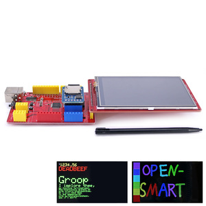 Image 4 - เปิดสมาร์ท 3.5 นิ้ว 480*320 TFT LCDโมดูลชุดพร้อมปลั๊กUNO r3 Air BoardสำหรับArduino UNO R3 / Nano