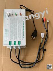 Versión en inglés, probador de Detector de compresor de refrigerador inversor, herramienta para reparación de refrigerador, detección de válvula de solenoide de pulso