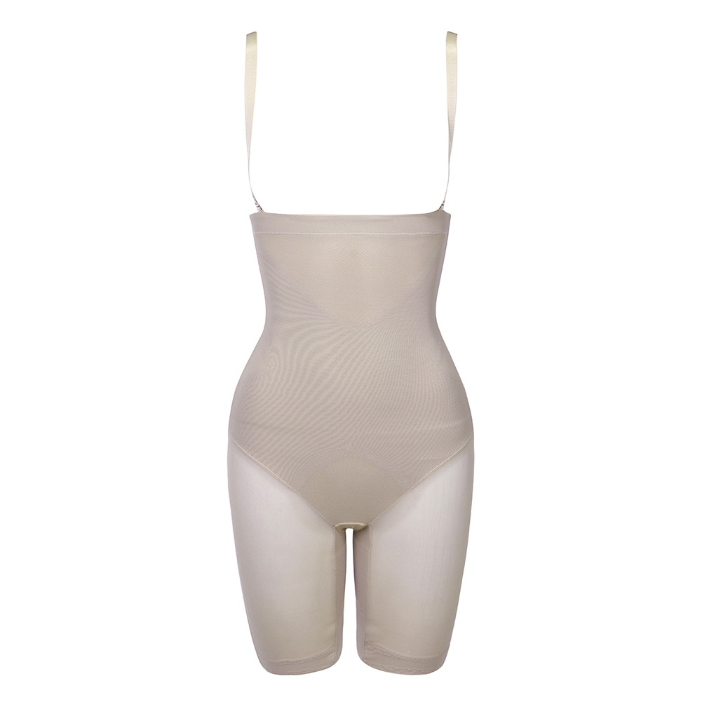 our waist shaper adopt 360 degree seamless handicraft,make it invisible under your daily clothes