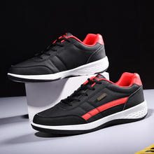New Popular Style Men Casual Shoes Lace Up Comfortable Soft Lightweight Outsole Free Shipping Hombre Zapatos