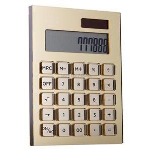 Image 5 - Acrylic Gold Stationery Series  ) Scissors 1) Acrylic  Solar Energy Calculator