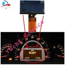 Vdo لوحة القيادة ، شاشة lcd لمرسيدس بنز W203 C CLASS C200 C230 C300 C350(2000 2007)