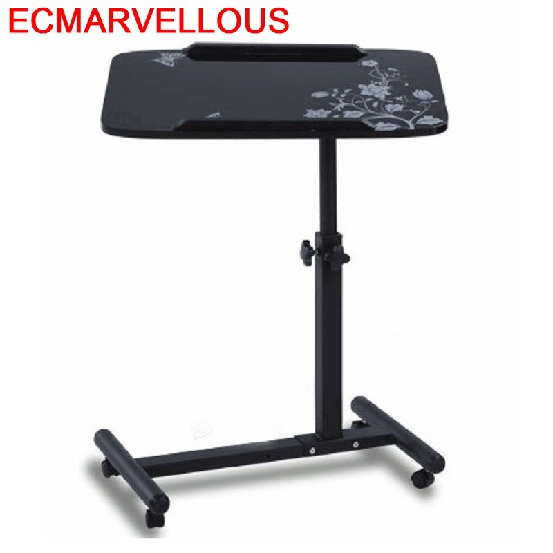 Escrivaninha Pliante Escritorio Office Mesa Para Notebook Standing Bed Adjustable Stand Tablo Laptop Study Table Computer Desk