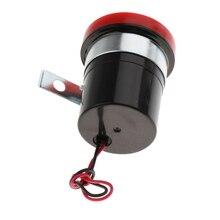 2 шт. 12 В сигнализация заднего хода резервный Рог обратная сирена зуммер предупреждение для различных инженерных транспортных средств