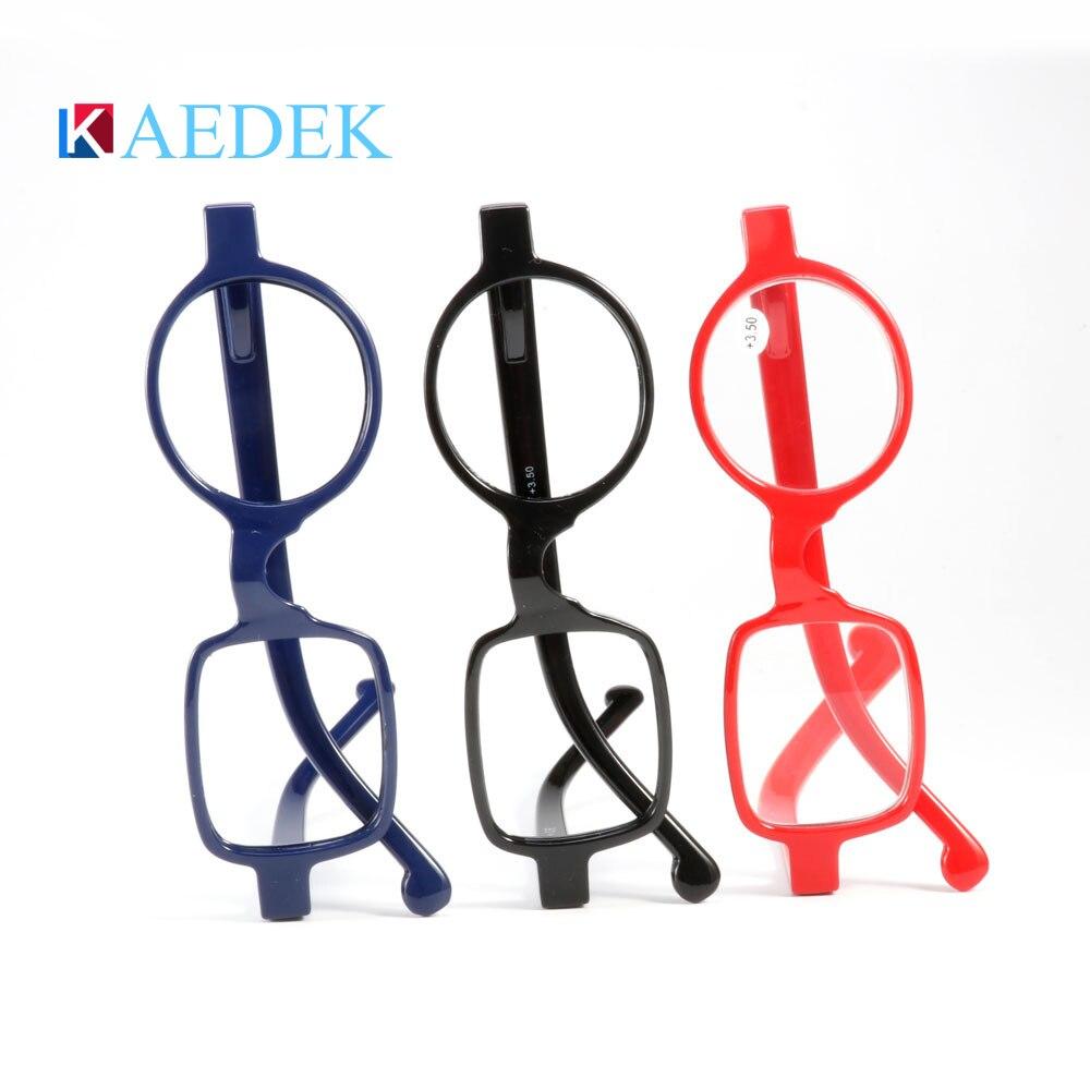 Купить kaedek чтения очки для мужчин женщин круглый винтаж для светильник
