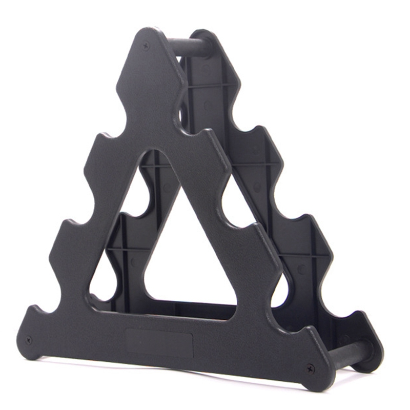 Weightlifting Dumbbell Rack Bracket Weight Support Dumbbell Floor Bracket Home Sports Equipment