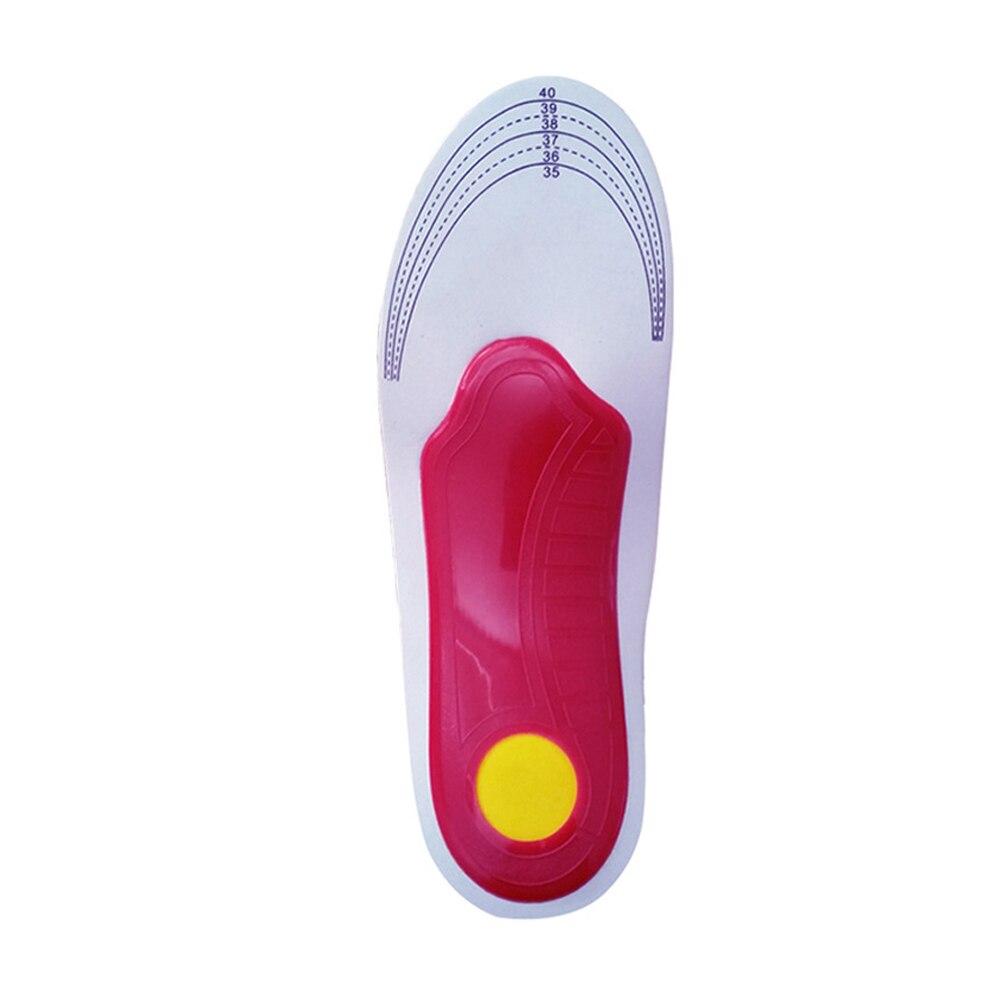 Унисекс Спортивная обувь ортопедическая стелька плоская нога забота о здоровье подошва колодки обувь супинатор подушки колодки