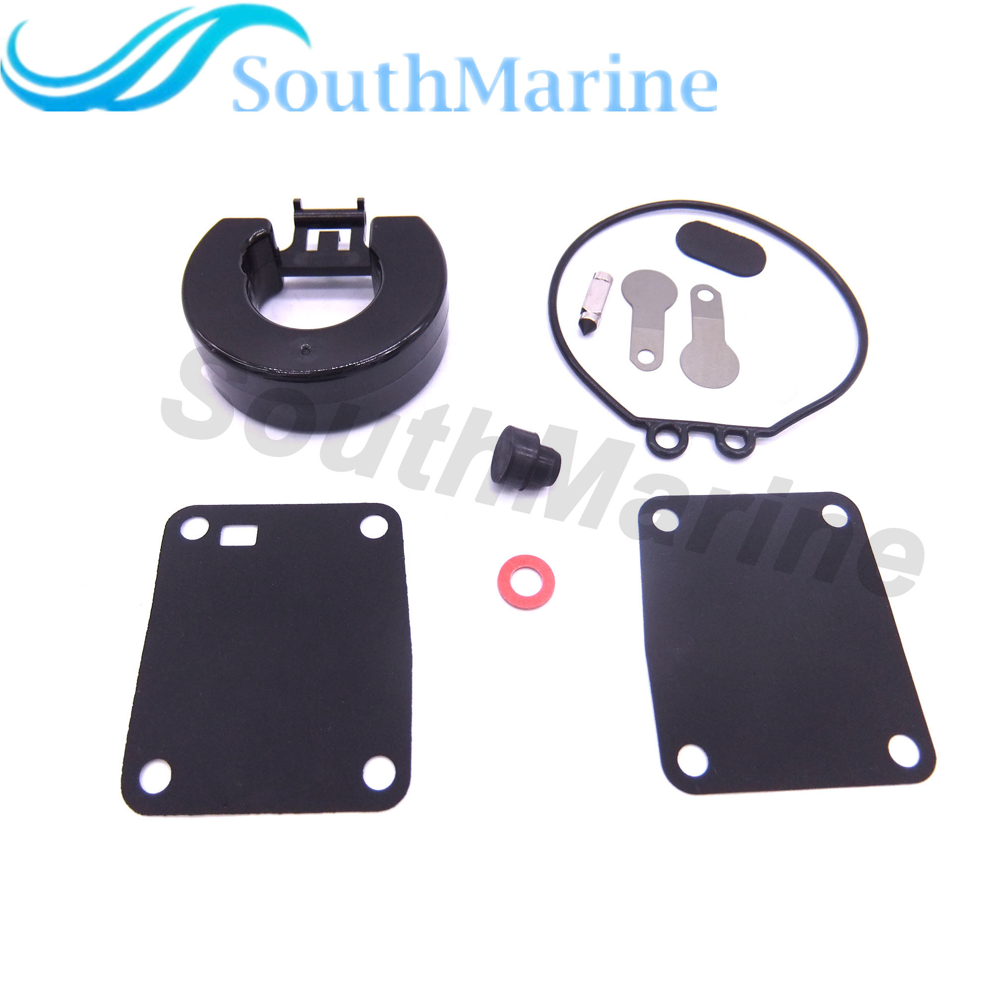 Boat Engine Carburetor Repair Kit For Yamaha 3HP 6HP 8HP Outboard Engine 6G1-W0093-00-00 18-7765