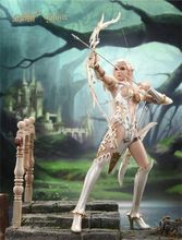 Lucifer lxf1904a 1/6th scale elf emma armor ver Миф гибкий Эльф