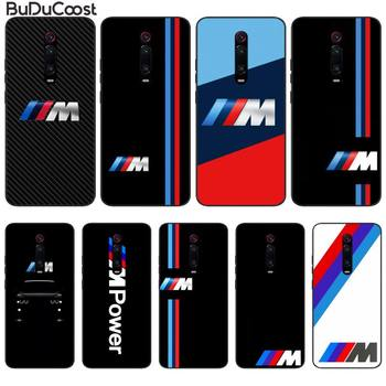 Jomy Cool bmw Mobile Phone Case For Redmi 7A 8A Note 7 8 9 Pro Max S 8T K20 9T A3 image
