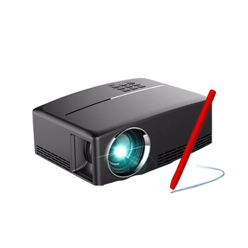 Interactive Handwriting Touch IWB 1080p Business Projector Education DLP 4K Proyector Mini Projetor TV LED Smart Projecteur Gift