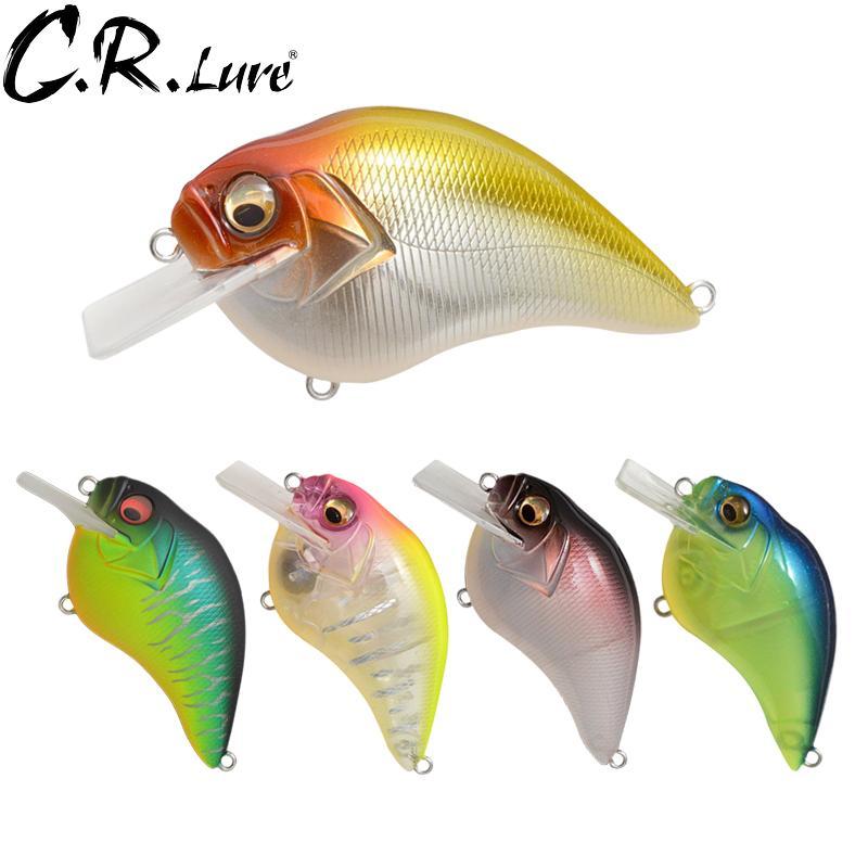 C.r. Приманка, приманка для рыбной ловли, 16 г, 65 мм, кренкбейт, воблер, мелкий, глубокий, средний, квадратный, Билл-Шед, жесткая приманка, окунь, щ...