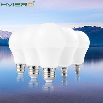 220V E27 E14 LED Bulb Lamp 3W 6W  12WLampada LED Light Bulb AC 220V Bombilla Spotlight Cold/Warm White Home decoration lamp Bulb e27 3w 6500k 210 220lm 10 x smd 2538 led white light energy saving lamp bulb white ac 220v