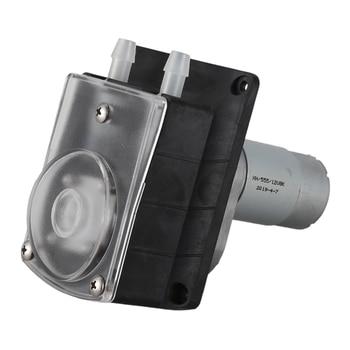 12V Peristaltic Pump Micro-Constant Current Pump Large Flow Hose Pump Fast Pump with Motor Maximum Flow 2000ml
