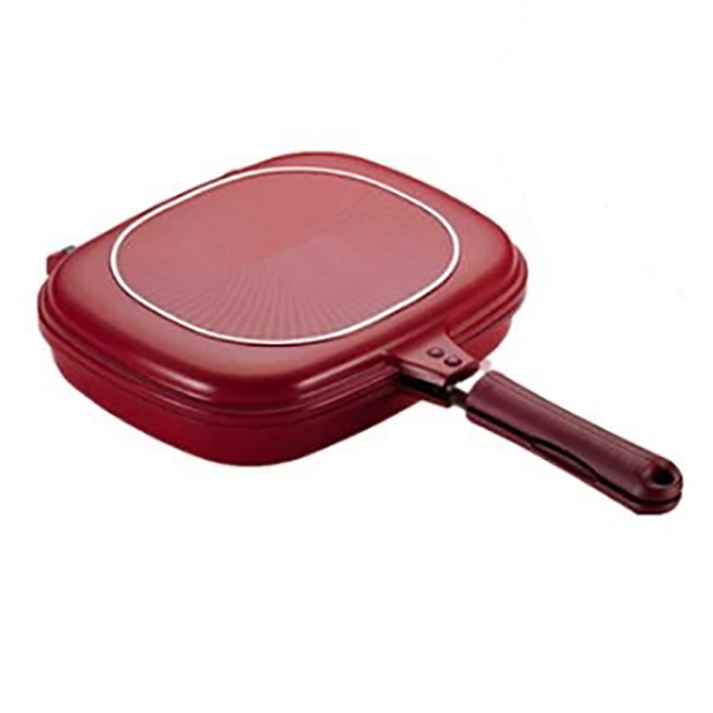 Kitchen Steak Cookware Square Pot Baking Non-stick Omelette Professional Trays Pancake Breakfast Double Sided Frying Pan