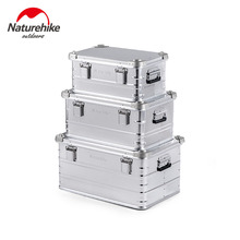 Storage-Box Case Move-House Aluminum-Alloy-Box Naturehike Portable Outdoor Camping Travel