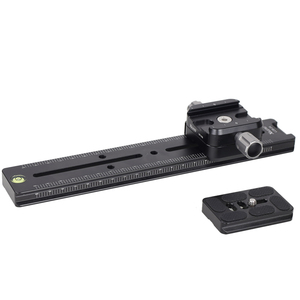 Image 5 - XILETU LCB 24B Track Dolly Slider Focusing Focus Rail Slider & Clamp and QR Plate Meet Arca Swiss For DSLR Camera Canon