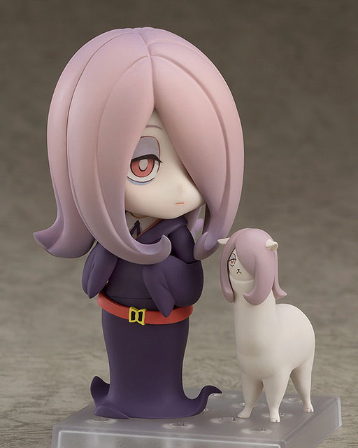 Witch Shaped Nendoroid Toy