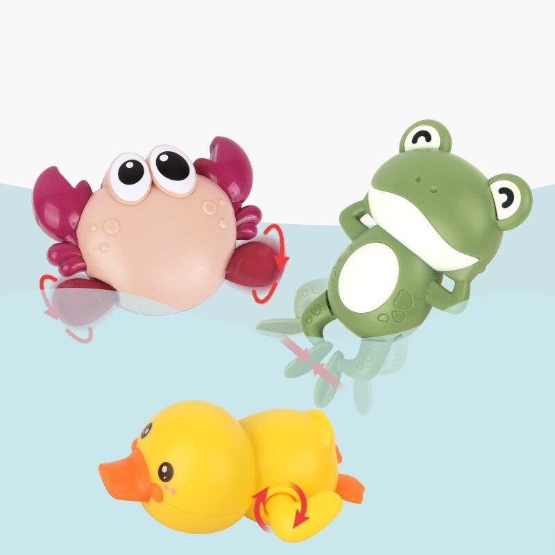 Brinquedos de banho do bebê para crianças 6 12 meses banho bolha bolas brinquedos para crianças 2 a 4 anos clockwork brinquedos para bebês meninas banheiro