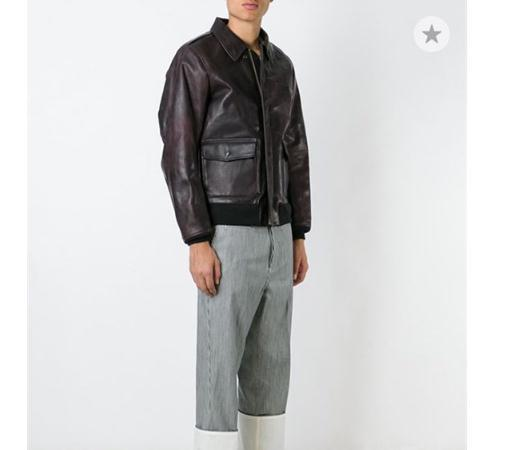 Free Shipping.Brand New Horsehide Jacket.mans Classic A-2 Flight Bomber Leather Coat,vintage Pilot Jackets.quality Black