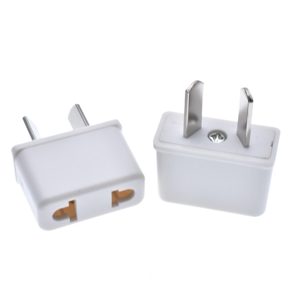 50 pcs lote cobre plugue adaptador universal 04