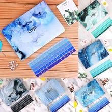 새로운 대리석 3d 인쇄 맥북 케이스 노트북 슬리브 노트북 커버 맥북 에어 프로 레티 나 11 12 13 15 13.3 15.4 인치 torba