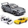 1:32 модель автомобиля Mazda RX7, литая Игрушечная модель автомобиля из сплава, детские игрушки, коллекционные игрушки, бесплатная доставка