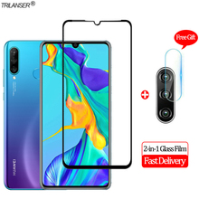 2-in-1 Camera Len Glass Film Honor 10 Lite Screen Protector Protective Glass P30 Huawei P30 Pro Tempered Glass Huawei P30 Lite 2 in 1 camera len glass film honor 20 pro screen protector protective glass honor20 pro tempered glass honor20 honor 20 pro