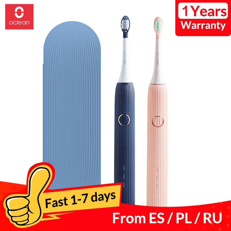 Xiaomi Soocas V1 Sonic Electric Toothbrush Tooth Brush USB Rechargeable Upgraded Adult Waterproof Ultrasonic Automatic For Mijia