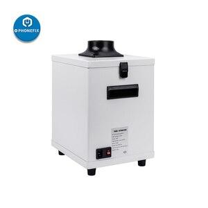 Image 2 - 연기 추출기 레이저 납땜 연기 정화 기계 공기 청정기 연기 흡수기 연기 배기 연기 추출기 용접