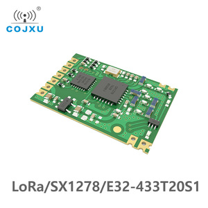 Image 1 - Long Range SX1278 433mhz 100mW IPEX E32 433T20S1 Wireless Transceiver Module SMD Transmitter Receiver