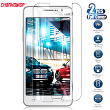 2pcs Tempered Glass For Samsung Galaxy Grand Prime G531 G531H SM G531H G531F SM G531F GLASS Sklo on G530 G530H Screen Protector