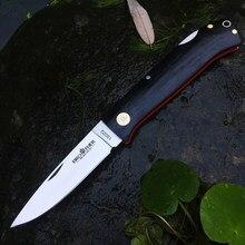 [Brother 1502g] faca dobrável de alta qualidade, facas de bolso, tática, sobrevivência, coleção edc 440c de aço
