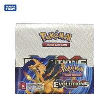 324 pçs pokemon cartões ex caixa de reforço evoluções destinos escondidos espada escudo colecionável jogo de cartão de negociação brinquedo presente aniversário da criança