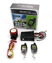 NTO LCD motocykl alarmowy system bezpieczeństwa motocykl dostęp bezkluczykowy antykradzieżowy pilot do silnika Start alarm wibracyjny LM898TS