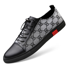 2019 New Fashion Style Genuine Leather And Mesh Summer Casua