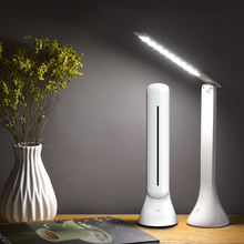 цена на Touch Control LED Desk Lamp 3Modes Brightness USB Port Eye Protection Book Lamp For Reading Office Desk Light