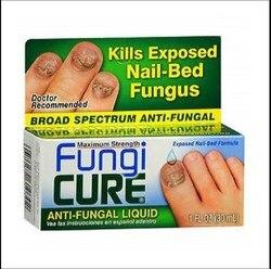 FUNGICURE грибки лечение усиленные ногти против зуда, зуд восстанавливающая жидкость/вода 30 мл