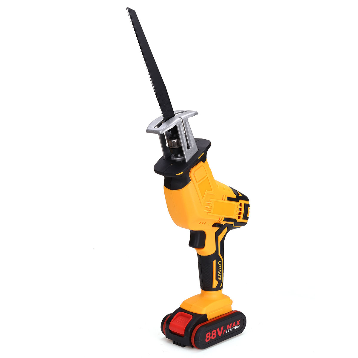 Woodworking With 4 Metal Prunning Battery Blades Cordless Li 1 Reciprocating Kit Saw 88V Ion Rechargeable 2 Cutting Saw Tool