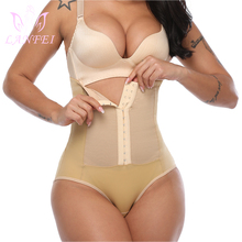 LANFEI Body Shaper Waist Trainer control panties Womens tummy pants Slimming Underwear seamless shapers High Corset panty