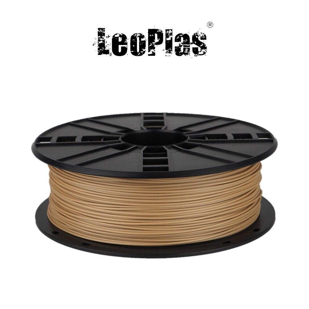 USA espagne chine entrepôt 2.85mm 1kg Ultimaker 20% bois PLA Filament FDM 3D imprimante consommables stylo matériel d'impression fournitures