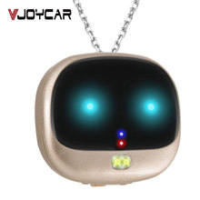 Newest Waterproof Personal GPS Tracker GSM Locator V47 MINI Pendant Tracker Real Time Tracking SOS Voice Geo-fence Free Web APP