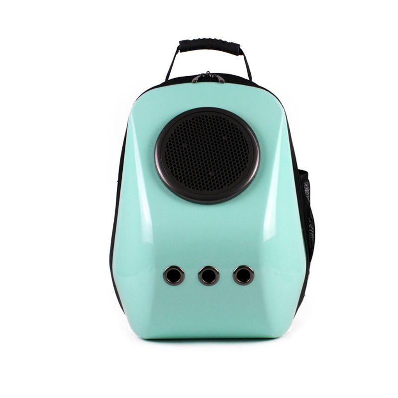 Breathable Astronaut Space Capsule Backpack Travel Outdoor Pet Dog Cat Puppy Carrier Backpack in Backpacks from Luggage Bags