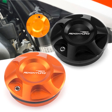 Pair For KTM 790 Adventure /R 2019 2020 890 Duke R 2020 Motorcycle Frame Hole Cover Insert Plug Cap
