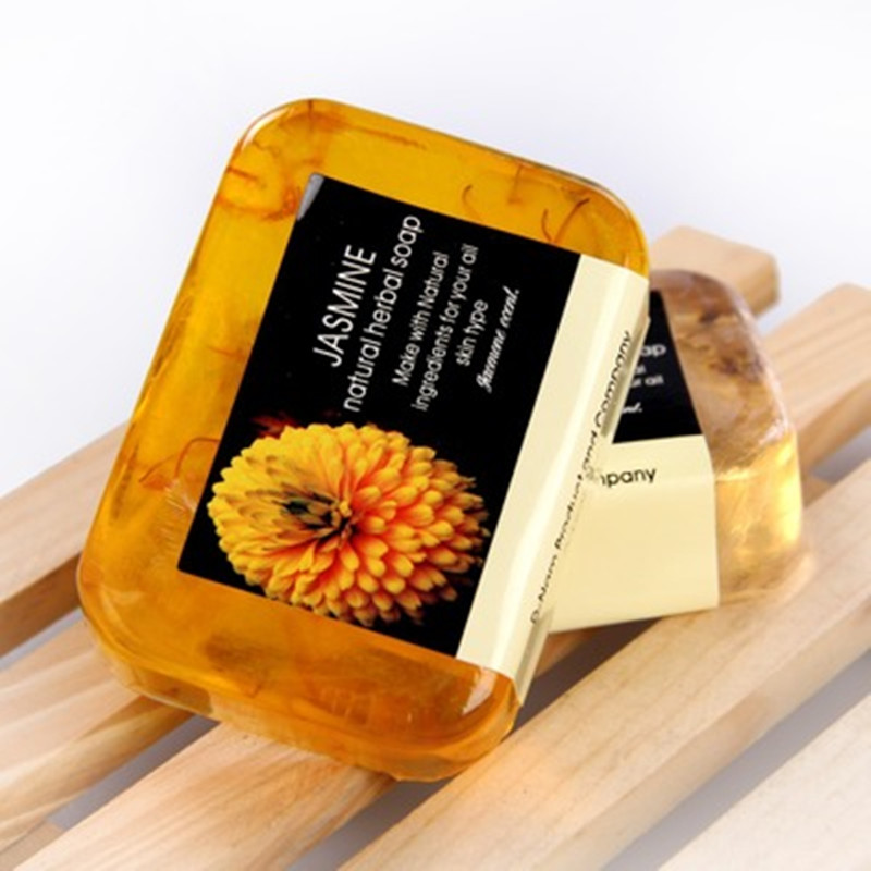 Calendula Essential Oil Antiallergic Handmade Care Facial Soap Powerful Acne Remover Treatment And Remove Whelk Shrink Pore Face