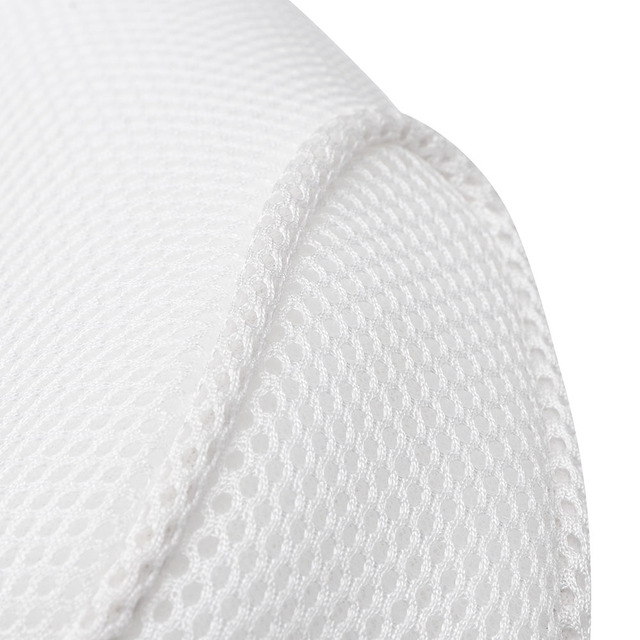 Breathable 3D Mesh Spa Bath Pillow with Suction Cups Neck and Back Support Spa Pillow for Home Hot Tub Bathroom Accessories 5